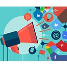التسويق الإلكتروني وإدارة الحسابات